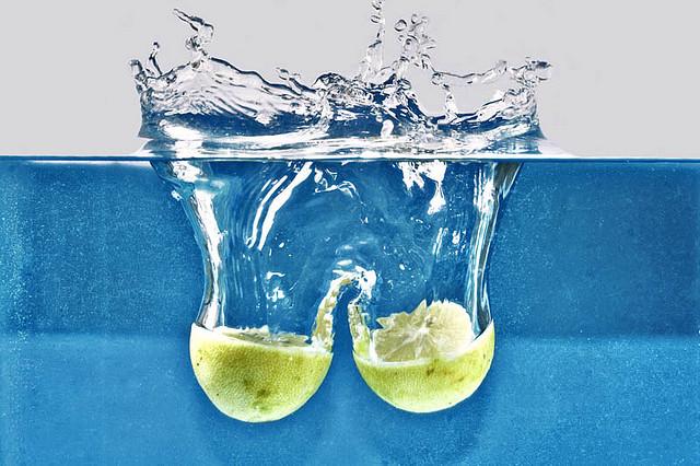 woda cytryny