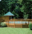 6 rzeczy, których nie wiedziałeś o basenach drewnianych